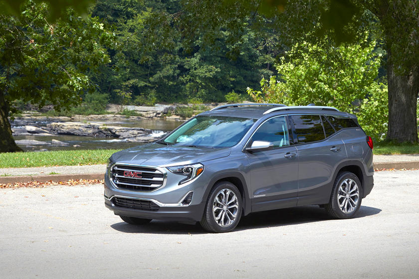 2020 Gmc Terrain Review.2020 Gmc Terrain Review Trims Specs And Price Carbuzz