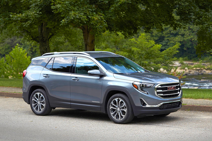 2020 Gmc Terrain Review Trims Specs Price New Interior Features Exterior Design And Specifications Carbuzz