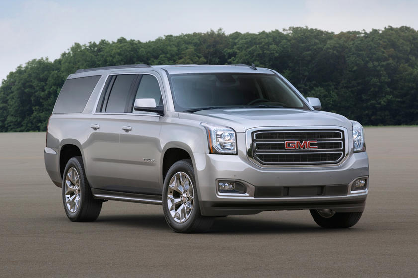 2020 Gmc Yukon Xl Review Trims Specs Price New Interior Features Exterior Design And Specifications Carbuzz