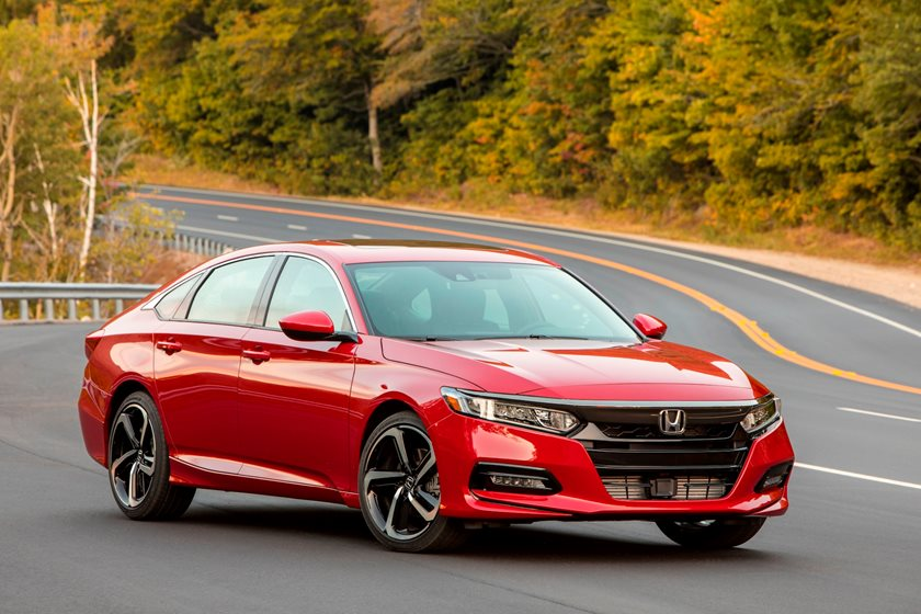 Honda Accord Trims >> 2020 Honda Accord Review Trims Specs And Price Carbuzz