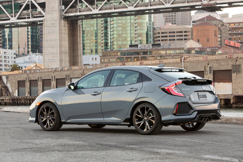 2020 Honda Civic Hatchback Review Trims Specs Price New Interior Features Exterior Design And Specifications Carbuzz