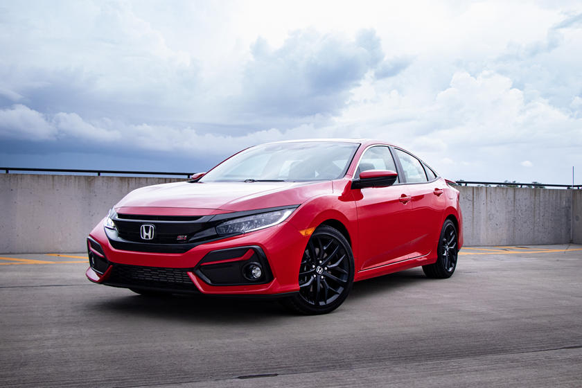 2020 Honda Civic Si Sedan Review Trims Specs Price New Interior Features Exterior Design And Specifications Carbuzz
