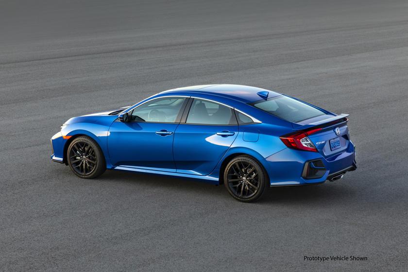 2020 Honda Civic Si Sedan Review, Trims, Specs and Price ...