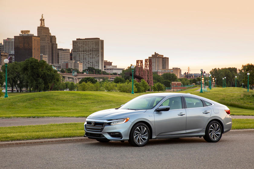 2020 honda insight exterior photos | carbuzz