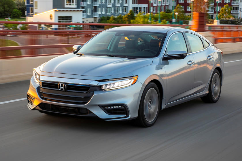 2020 Honda Insight Review, Trims, Specs and Price | CarBuzz