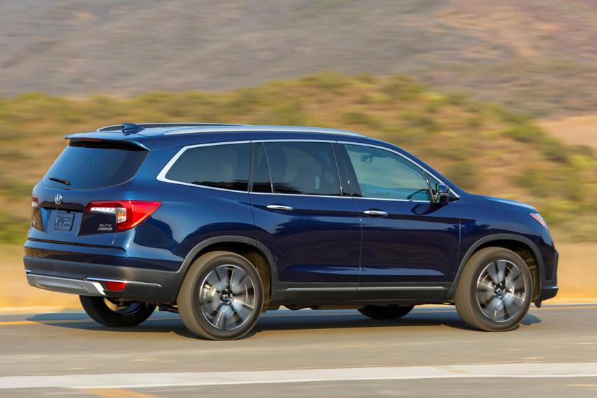 2020 Honda Pilot: Review, Trims, Specs, Price, New ...