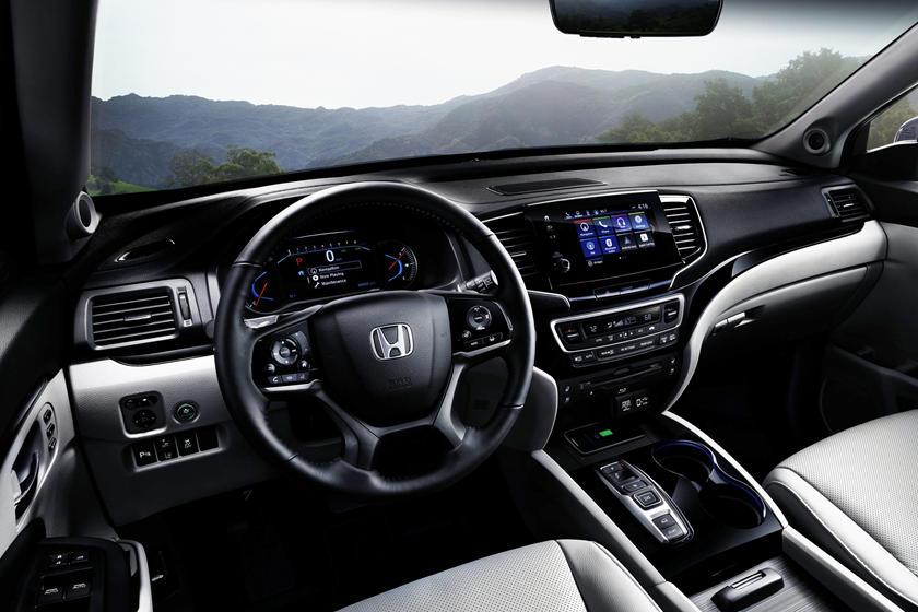 2020 Honda Pilot Review Trims Specs Price New Interior Features Exterior Design And Specifications Carbuzz