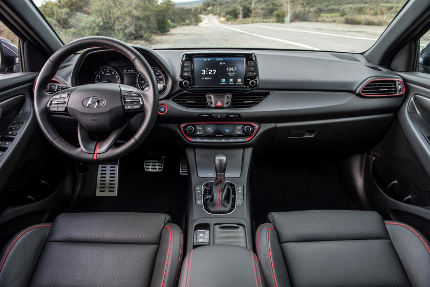 2020 Hyundai Elantra Gt Sport Review.2020 Hyundai Elantra Gt Review Trims Specs And Price Carbuzz
