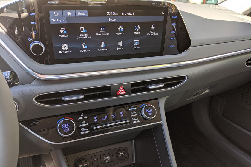 2020 Hyundai Sonata Review Trims Specs And Price Carbuzz