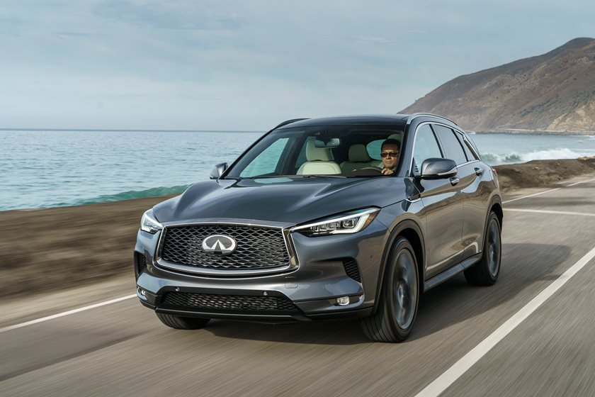 2020 Infiniti Qx50 Review Trims Specs And Price Carbuzz