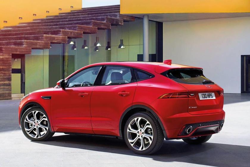 2020 Jaguar E Pace Review Trims Specs Price New Interior Features Exterior Design And Specifications Carbuzz