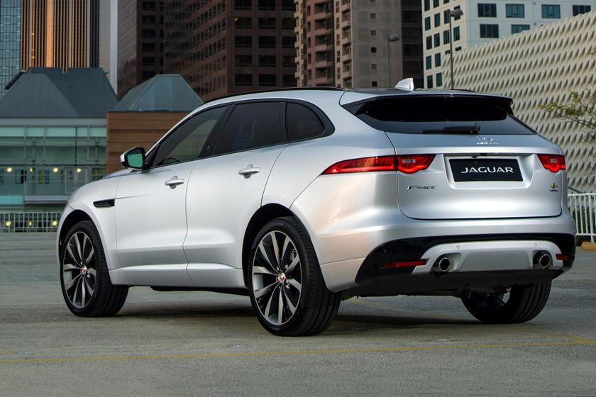 2020 Jaguar F-Pace Review, Trims, Specs and Price   CarBuzz