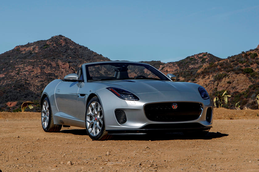 2020 Jaguar F Type Convertible Review Trims Specs And Price Carbuzz