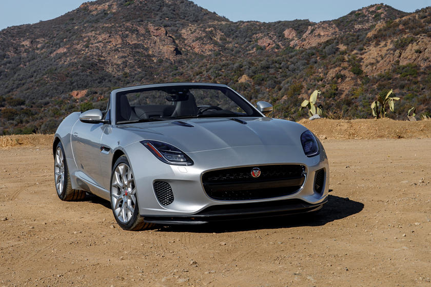 2020 Jaguar F-Type Convertible Review, Trims, Specs and ...