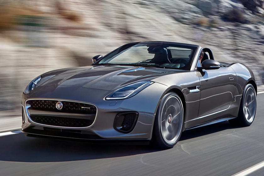 2020 Jaguar F Type R Convertible Review Trims Specs And Price