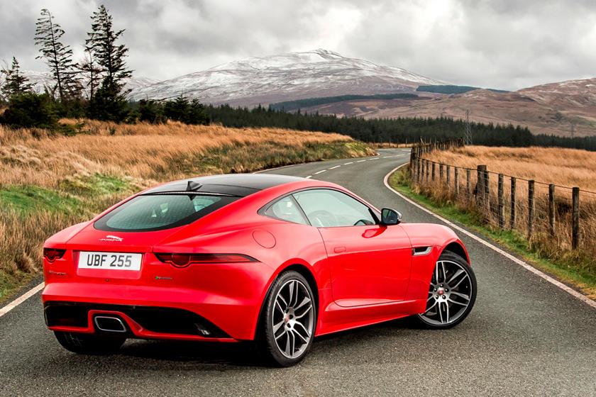 2020 Jaguar F-Type R Coupe: Review, Trims, Specs, Price ...