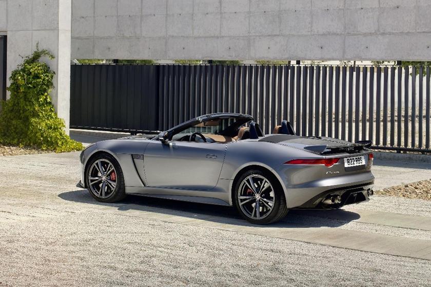 2020 Jaguar F-Type SVR Convertible: Review, Trims, Specs ...