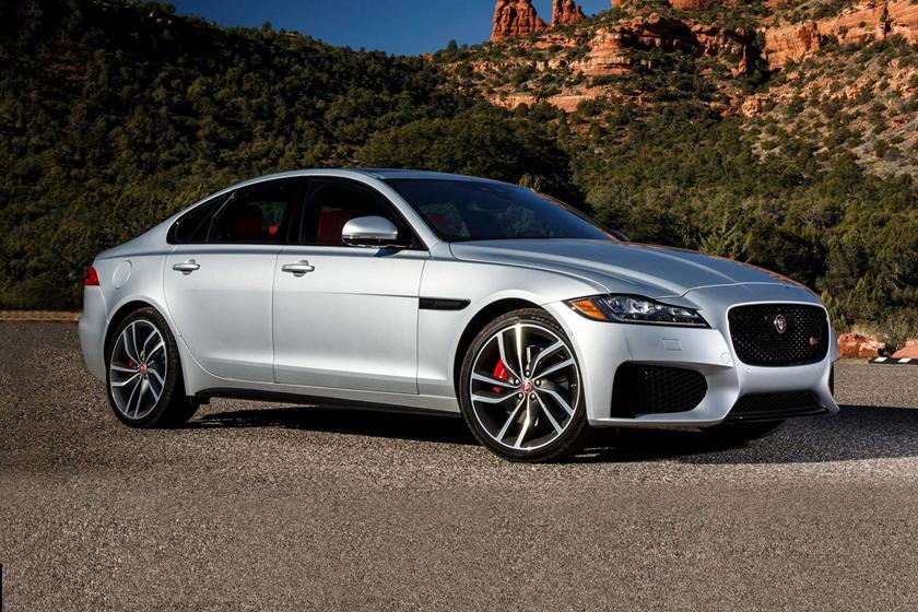 2020 Jaguar XF Sedan Review, Trims, Specs and Price   CarBuzz