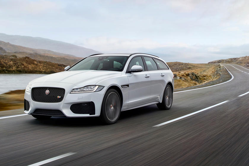 2020 Jaguar Xf Sportbrake Review Trims Specs And Price