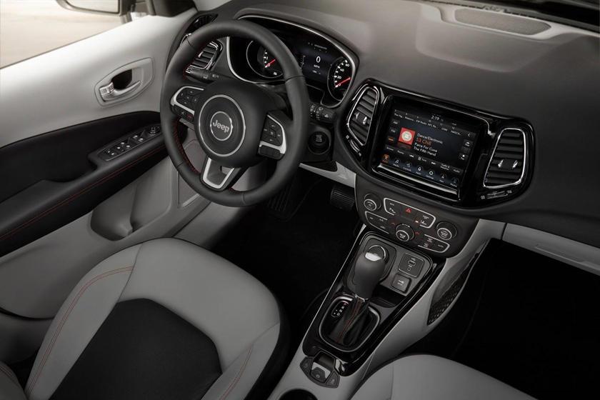 2020 Jeep Compass Interior Photos | CarBuzz