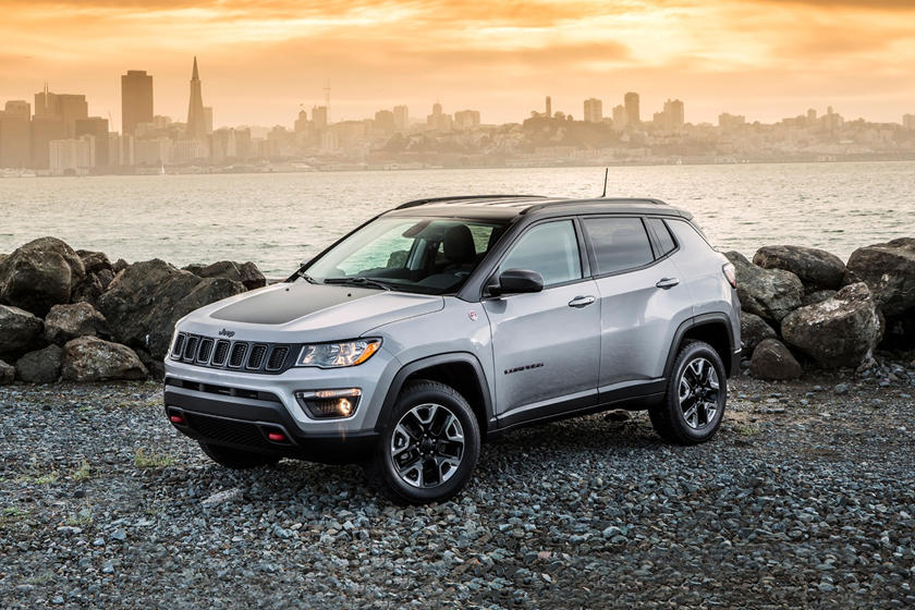 2020 Jeep Compass Review, Trims, Specs and Price | CarBuzz