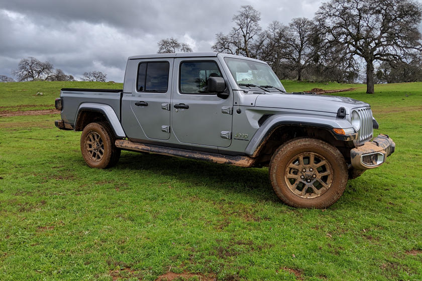 2020 jeep gladiator review, trims, specs and price   carbuzz