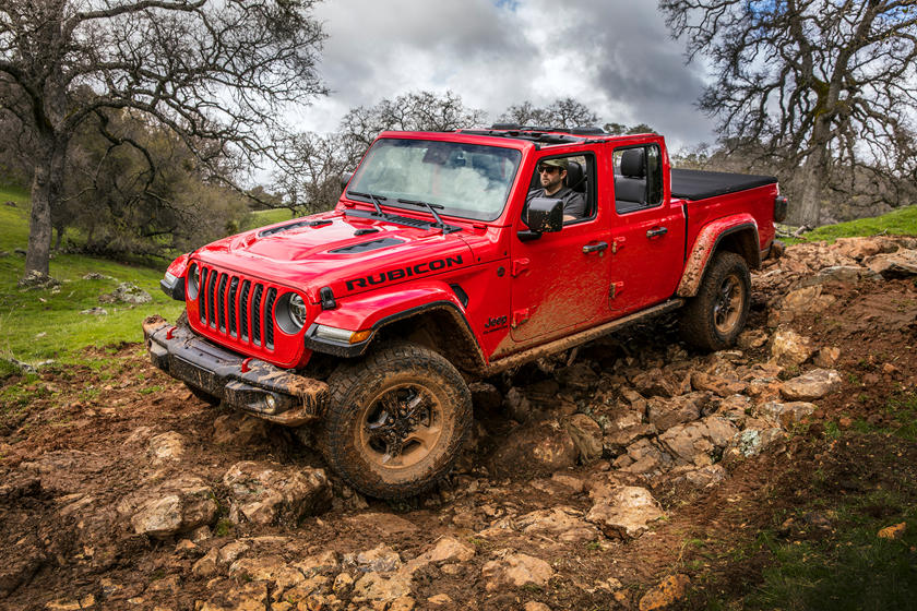 2020 Jeep Gladiator Review, Trims, Specs and Price | CarBuzz