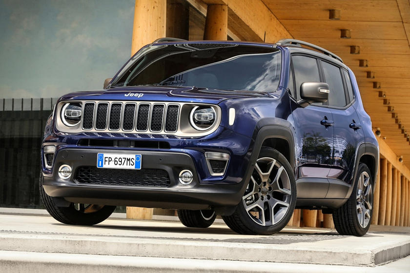 2020 Jeep Renegade Review.2020 Jeep Renegade Review Trims Specs And Price Carbuzz