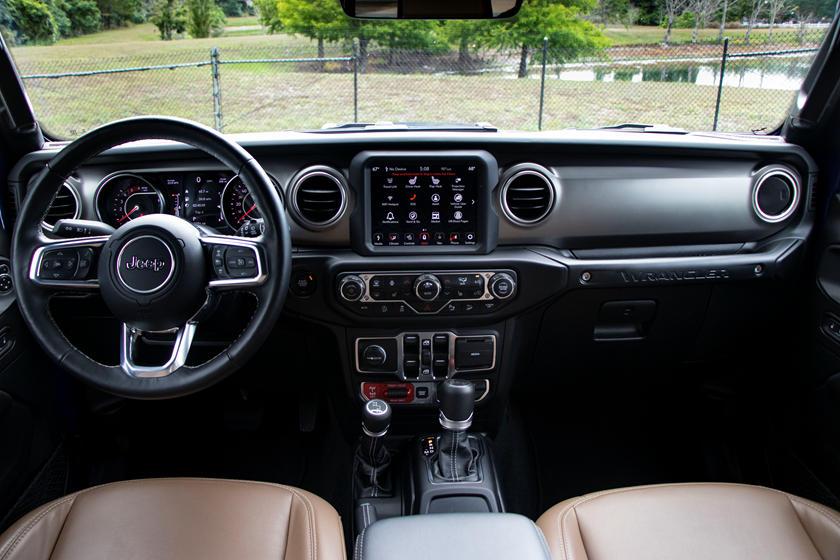 2020 jeep wrangler unlimited interior photos | carbuzz  carbuzz
