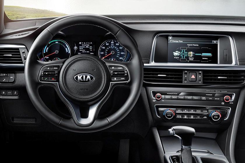 2020 Kia Optima Hybrid Interior Photos Carbuzz