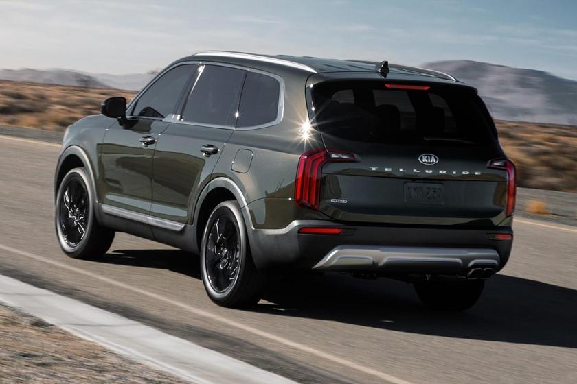 2020 Kia Telluride: Design, Specs, Arrival, Price >> 2020 Kia Telluride Review Trims Specs And Price Carbuzz