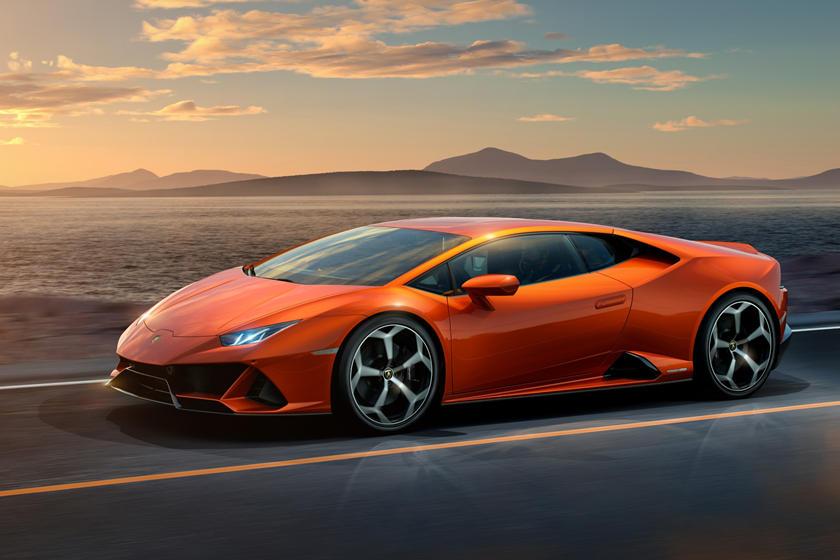 2020 Lamborghini Huracan Evo Review Trims Specs And Price Carbuzz