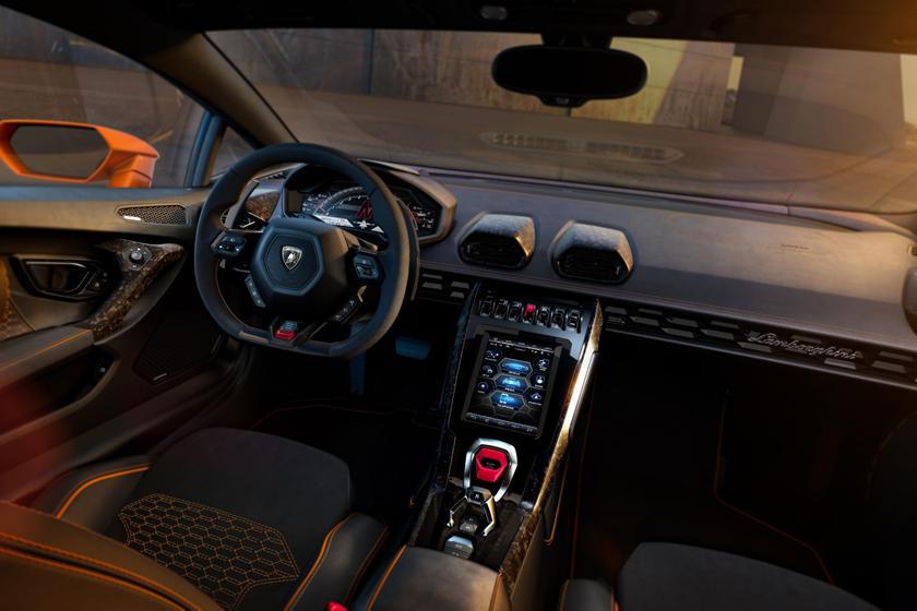 2020 Lamborghini Huracan Evo Review Trims Specs And Price