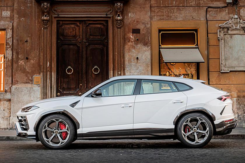 Lamborghini Urus Review Trims Specs Price New Interior Features Exterior Design And Specifications Carbuzz