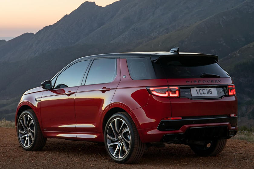 2020 Land Rover Discovery Sport Review, Trims, Specs and ...