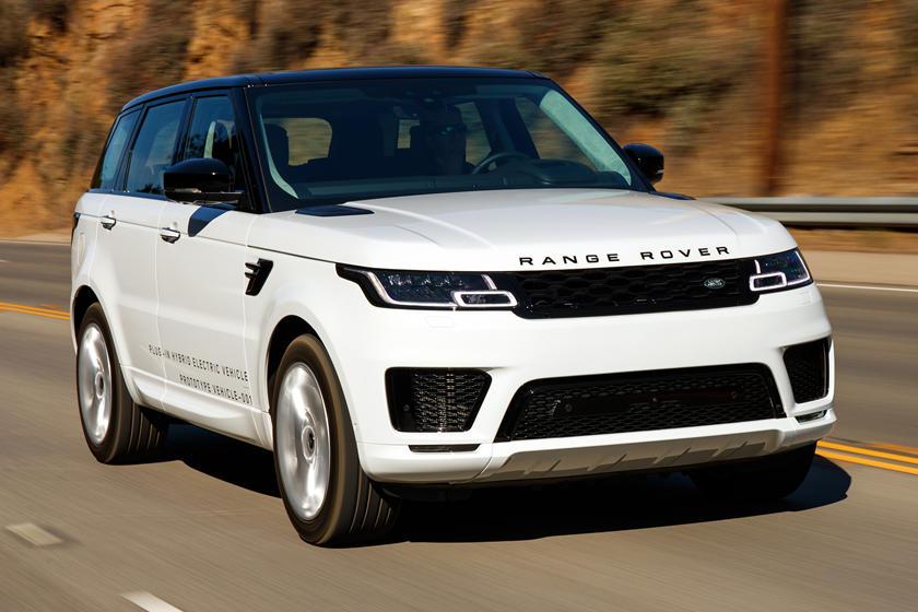 2020 Land Rover Range Rover Sport Hybrid Review, Trims ...