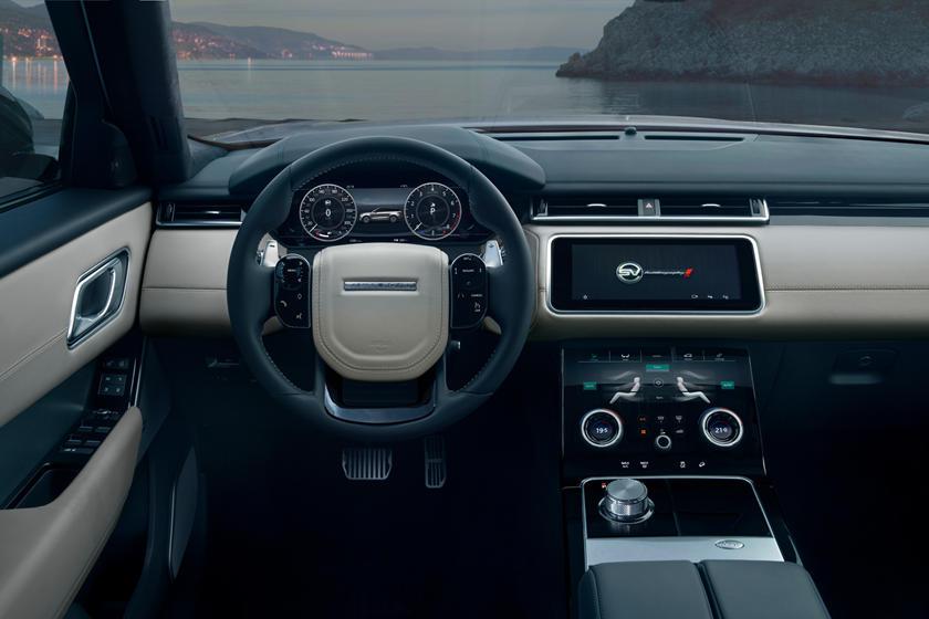2020 Land Rover Range Rover Velar Interior Photos Carbuzz