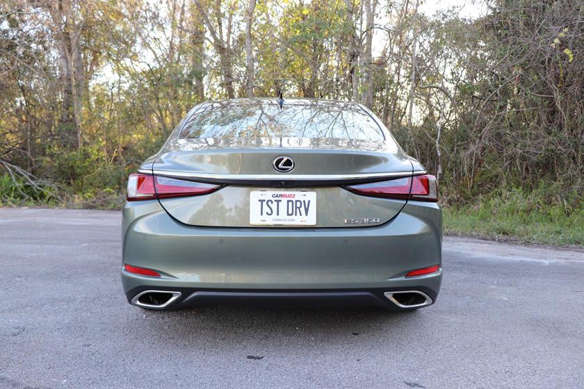 2020 Lexus Es Review Trims Specs Price New Interior Features Exterior Design And Specifications Carbuzz