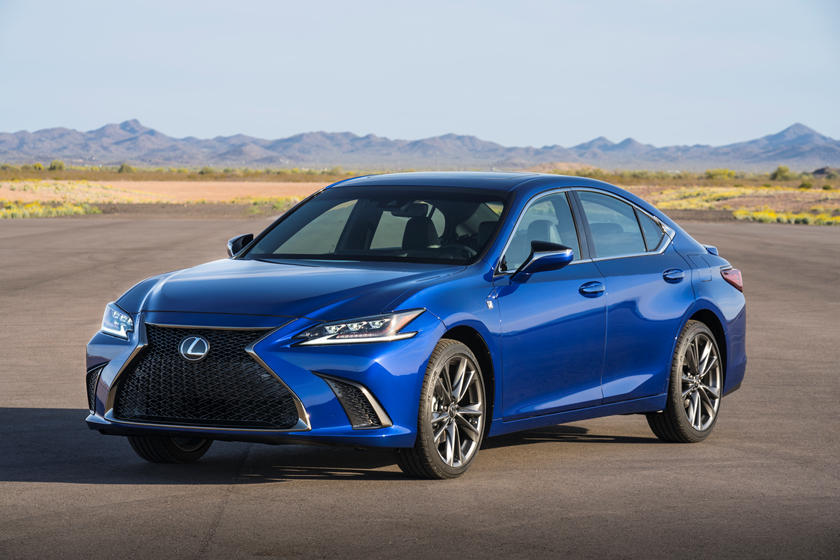 2020 Lexus Es 350 Review.2020 Lexus Es Review Trims Specs And Price Carbuzz