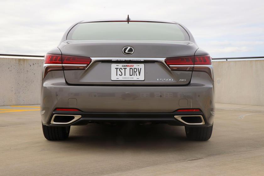 2020 Lexus LS: Review, Trims, Specs, Price, New Interior ...