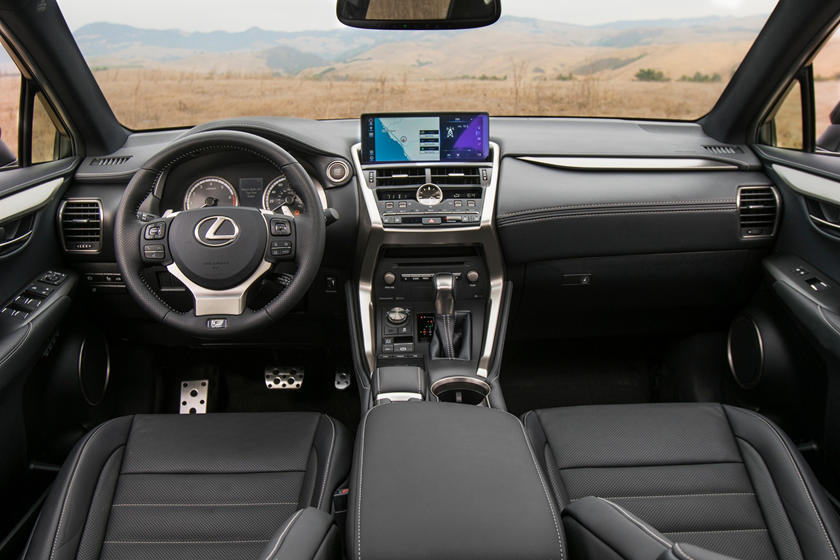 Lexus Nx Interior >> 2020 Lexus Nx Interior Photos Carbuzz