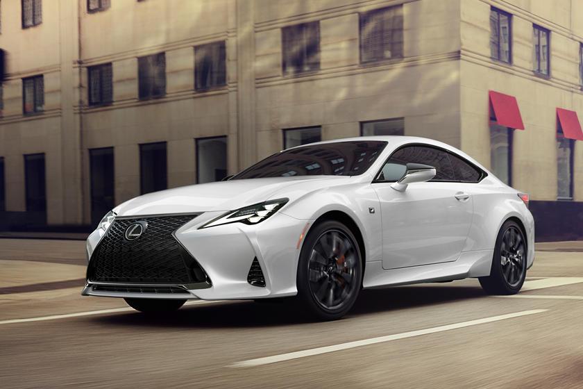 2020 Lexus Rc Review Trims Specs Price New Interior Features Exterior Design And Specifications Carbuzz