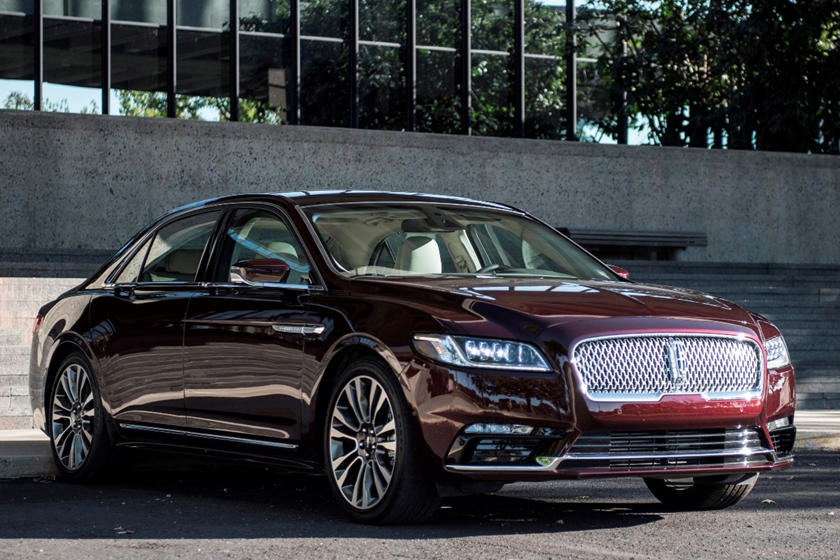 Download 2020 Lincoln Continental Black Label Review