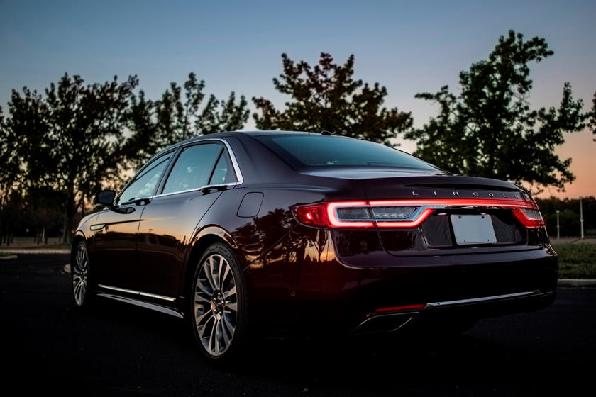 2020 Lincoln Continental: Review, Trims, Specs, Price, New ...
