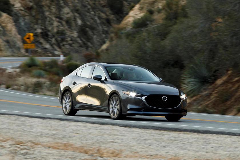 2020 Mazda 3 Sedan Exterior Photos | CarBuzz