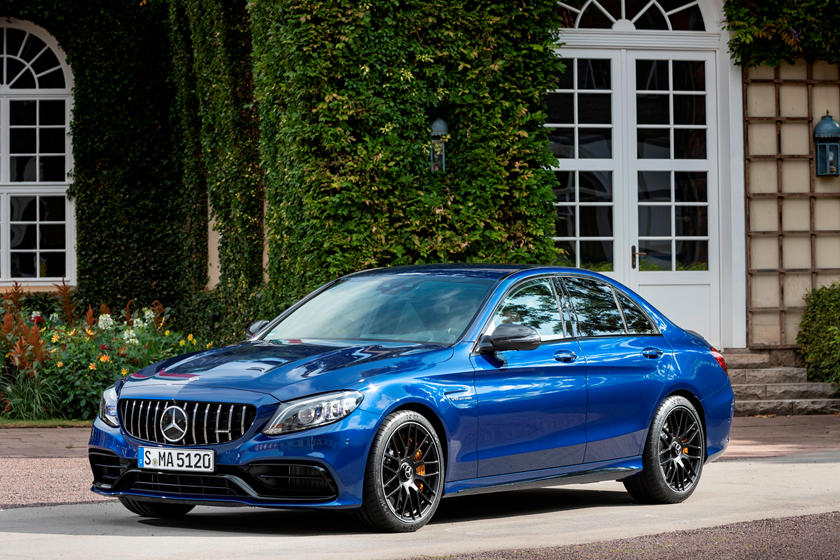 2020 Mercedes Amg C63 Sedan Review Trims Specs And Price