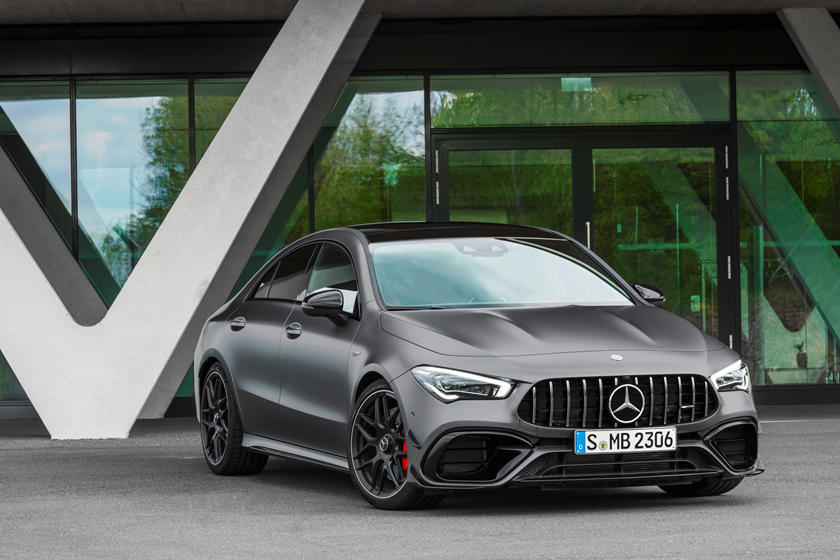 2020 Mercedes Amg Cla 45 Review Trims Specs And Price Carbuzz
