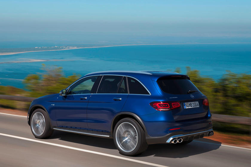 2020 Mercedes-AMG GLC 43 SUV Review, Trims, Specs and Price