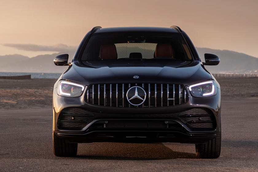 2020 Mercedes Amg Glc 43 Suv Review Trims Specs Price New Interior Features Exterior Design And Specifications Carbuzz