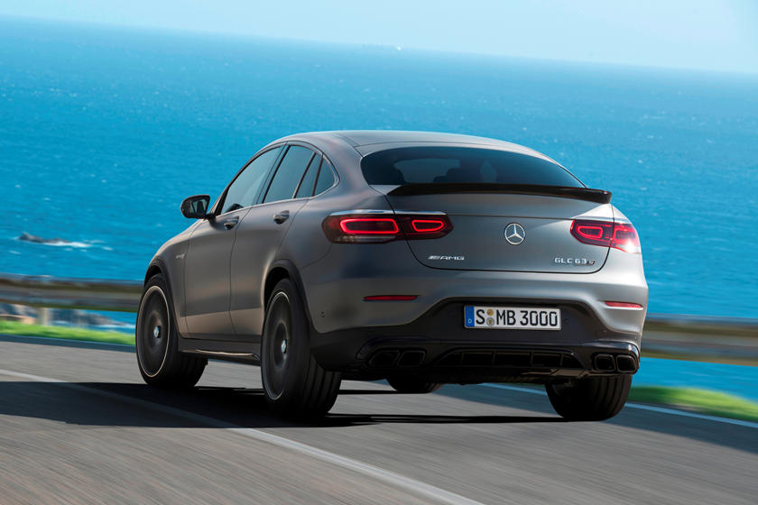 2020 mercedes amg glc 63 coupe review trims specs and price carbuzz